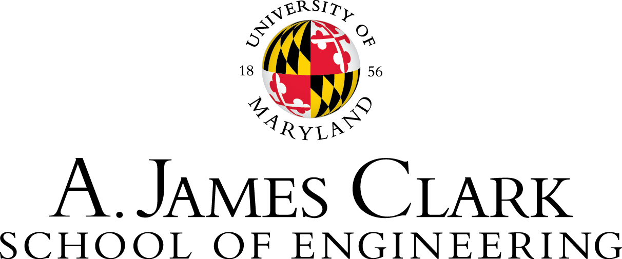 A. James Clark School of Engineering primary logo