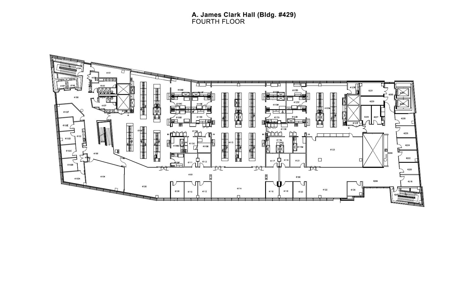 Building Maps Clarknet The Clark School Of Engineering