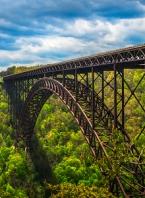 Steel Arch Bridge, New River Gorge, WV