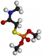 Omethoate Molecule